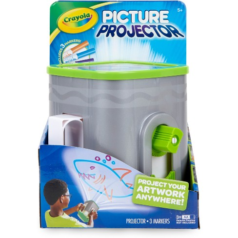 Crayola Picture Projector with 3 Markers - image 1 of 4
