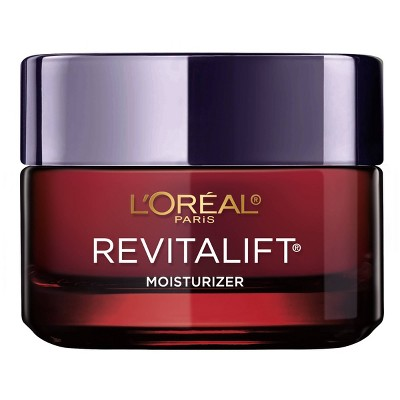 Facial Moisturizer: L'Oreal Paris Revitalift Triple Power Intensive Anti-Aging Moisturizer