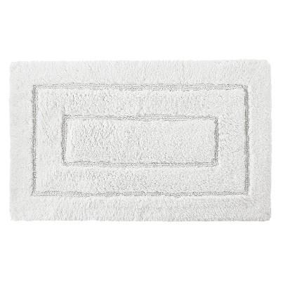 Signature Bath Rug White - Cassadecor