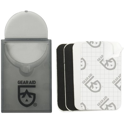 """Gear Aid Tenacious Tape 1.5"""" x 2.5"""" No-Sew Peel and Stick Mini Patches"""