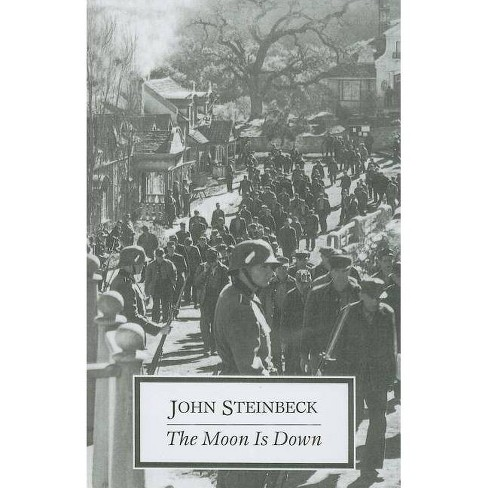 The Moon Is Down - (Penguin Classics) by  John Steinbeck (Hardcover) - image 1 of 1