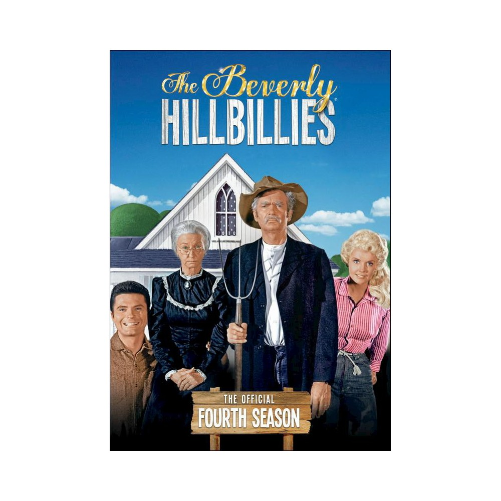 Beverly Hillbillies:Official Fourth S (Dvd)