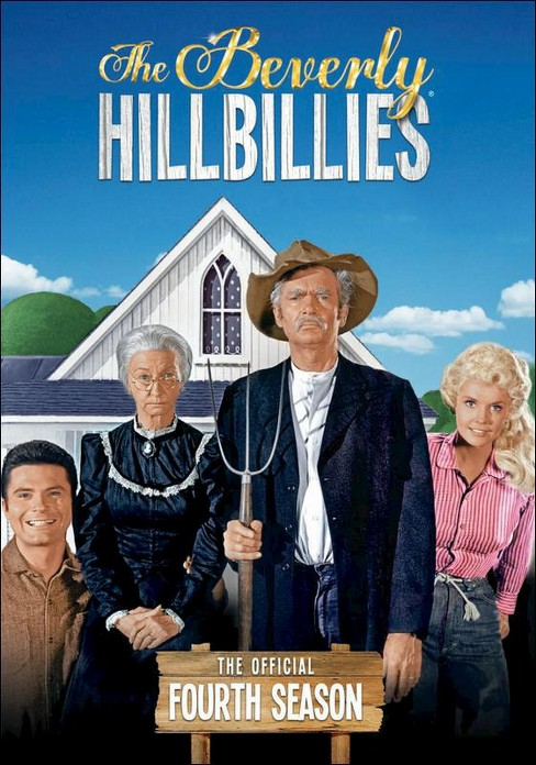 Beverly hillbillies:Official fourth s (DVD) - image 1 of 1