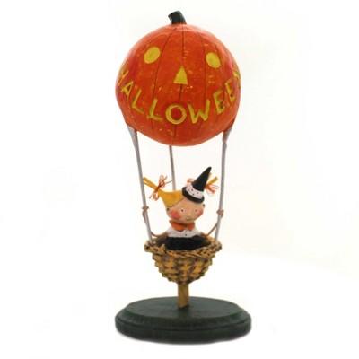 "Lori Mitchell 10.75"" Halloween Heights Halloween Hot Air Balloon  -  Decorative Figurines"