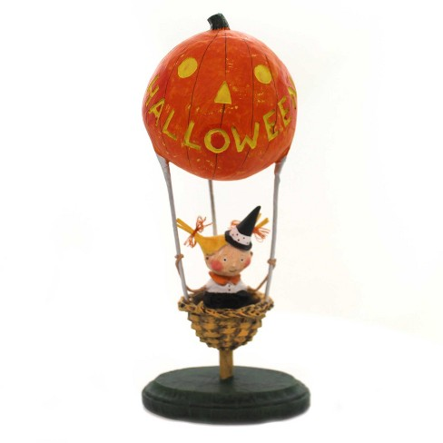 "Lori Mitchell 10.75"" Halloween Heights Halloween Hot Air Balloon - image 1 of 2"