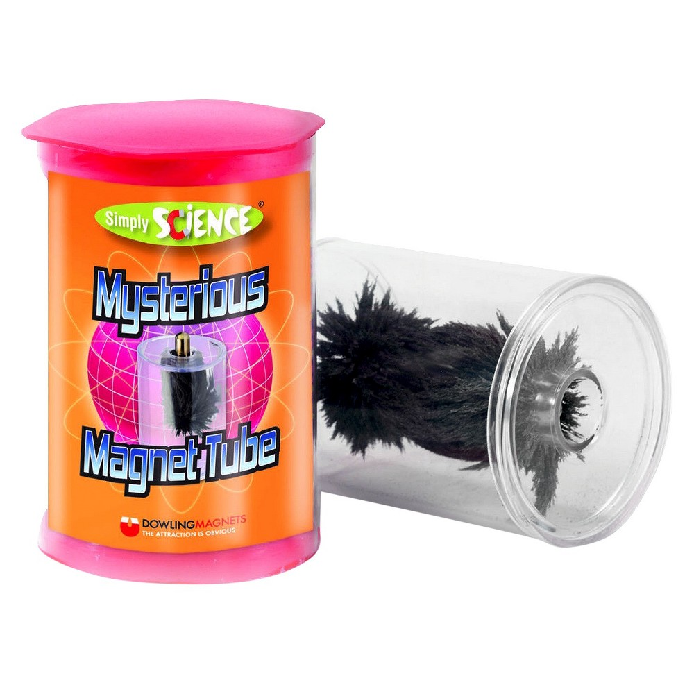 Dowling Magnets Simply Science Mysterious Magnet Tube