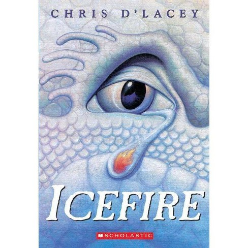 Icefire - (Last Dragon Chronicles (PB)) by  Chris D'Lacey (Hardcover) - image 1 of 1