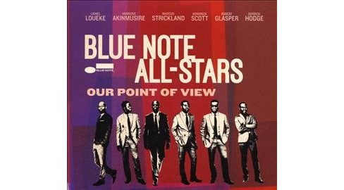 Blue Note All-stars - Our Point Of View (CD) - image 1 of 1