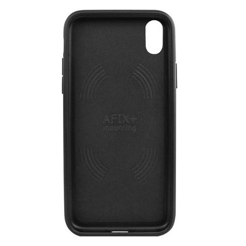 b340e2c0429 Evutec Apple IPhone XS Max AER Karbon Case (with Car Vent Mount) - Black :  Target