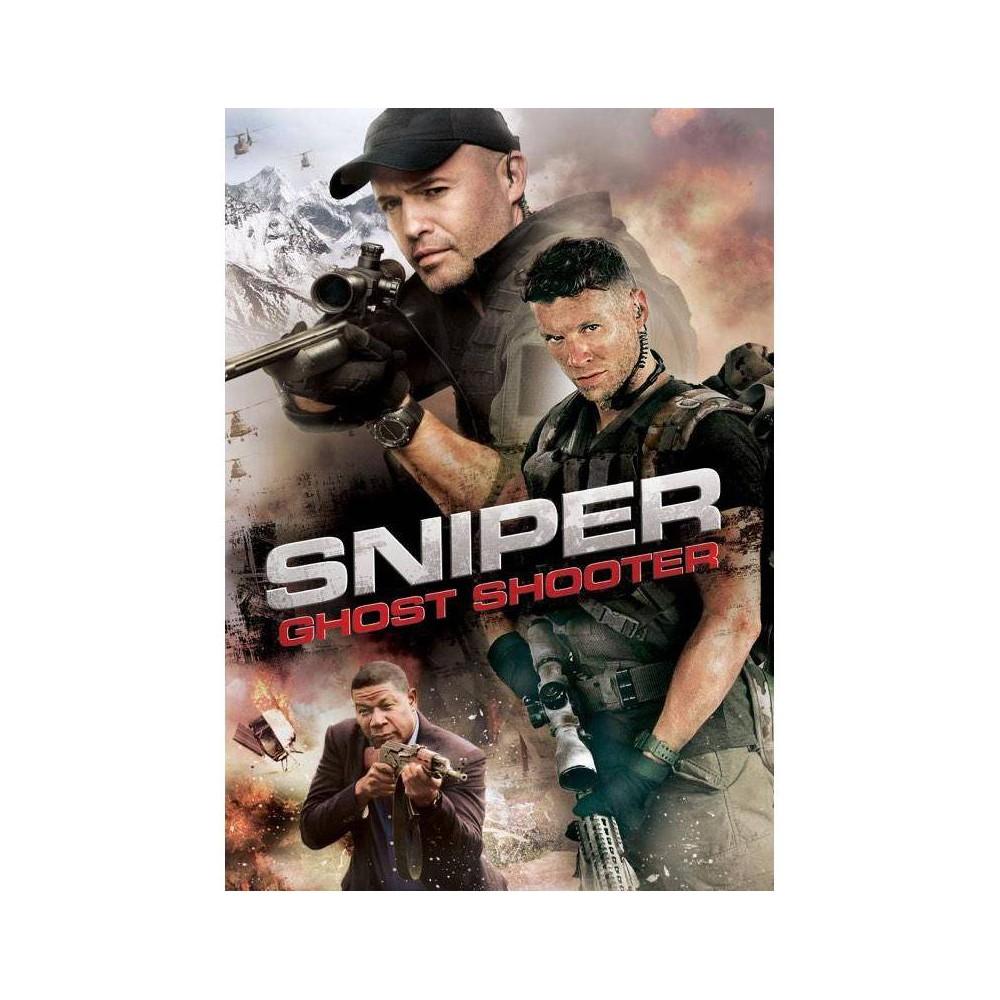 Sniper Ghost Shooter Dvd 2016