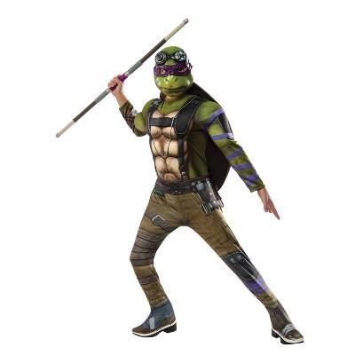 Kids' TMNT2 Deluxe Donatello Halloween Costume - L