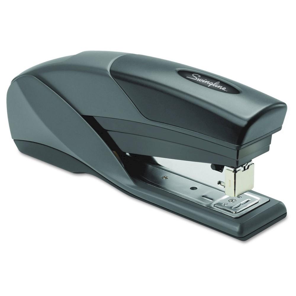 Swingline 20 Sheet Capacity LightTouch Reduced Effort Stapler - Black