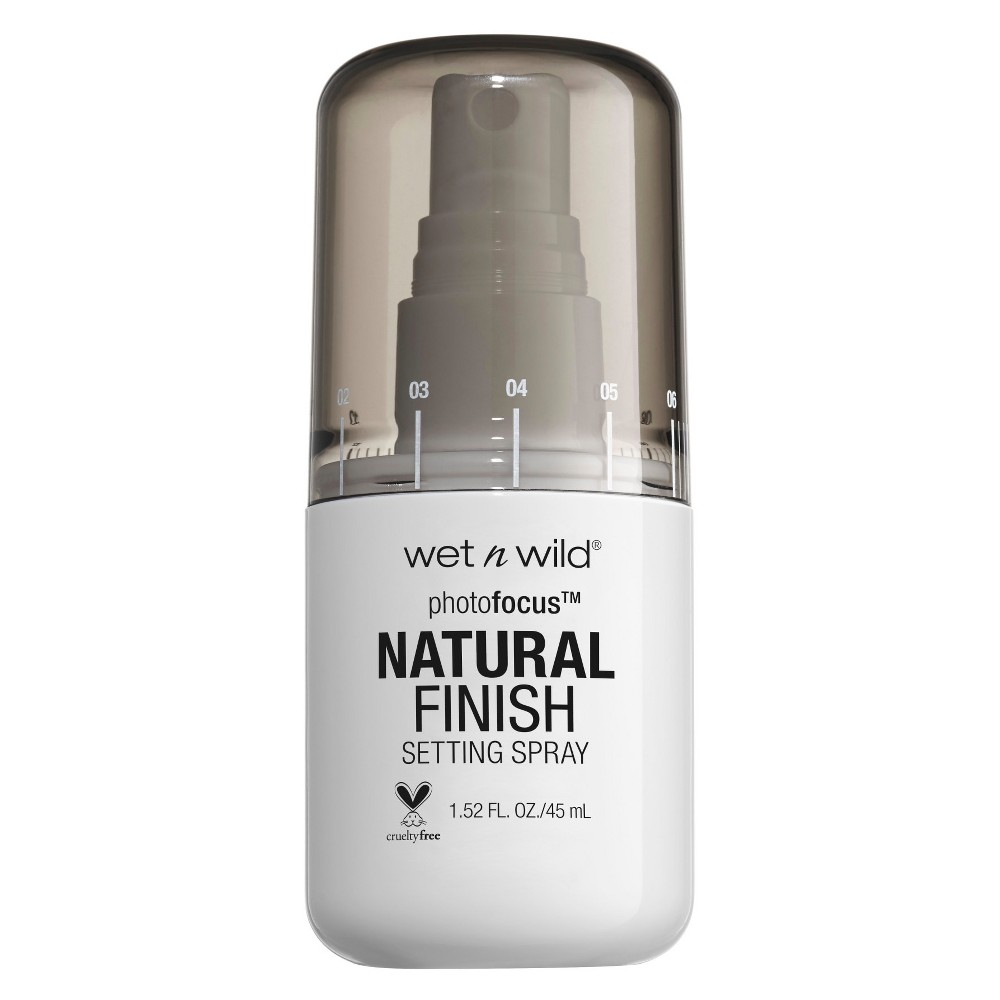 Best Wet n Wild Photofocus Natural Finish Setting Spray - 1.52 fl oz