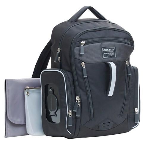f8a108dd33b8 Eddie Bauer Fashion Back Pack Black   Target