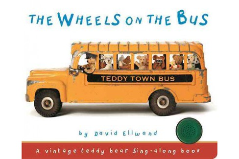 Wheels on the Bus (Hardcover) - image 1 of 1