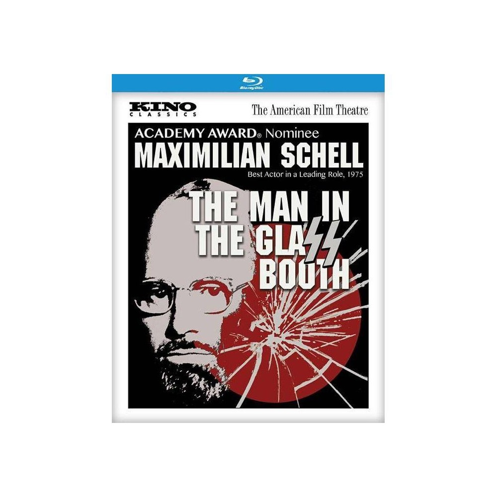 The Man In The Glass Booth Blu Ray