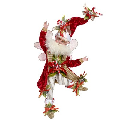 """Mark Roberts Products Mark Roberts Collectible Candy Cane Christmas Fairy – Small 10"""" #51-97150"""