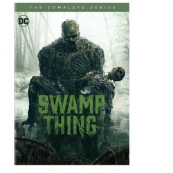 Swamp Thing Complete Series (DVD)