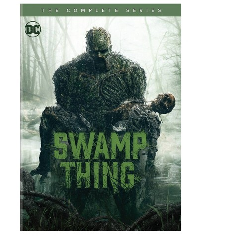 Swamp Thing Complete Series (DVD) - image 1 of 1