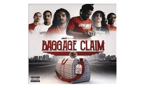 Mozzy - Baggage Claim (CD) - image 1 of 1