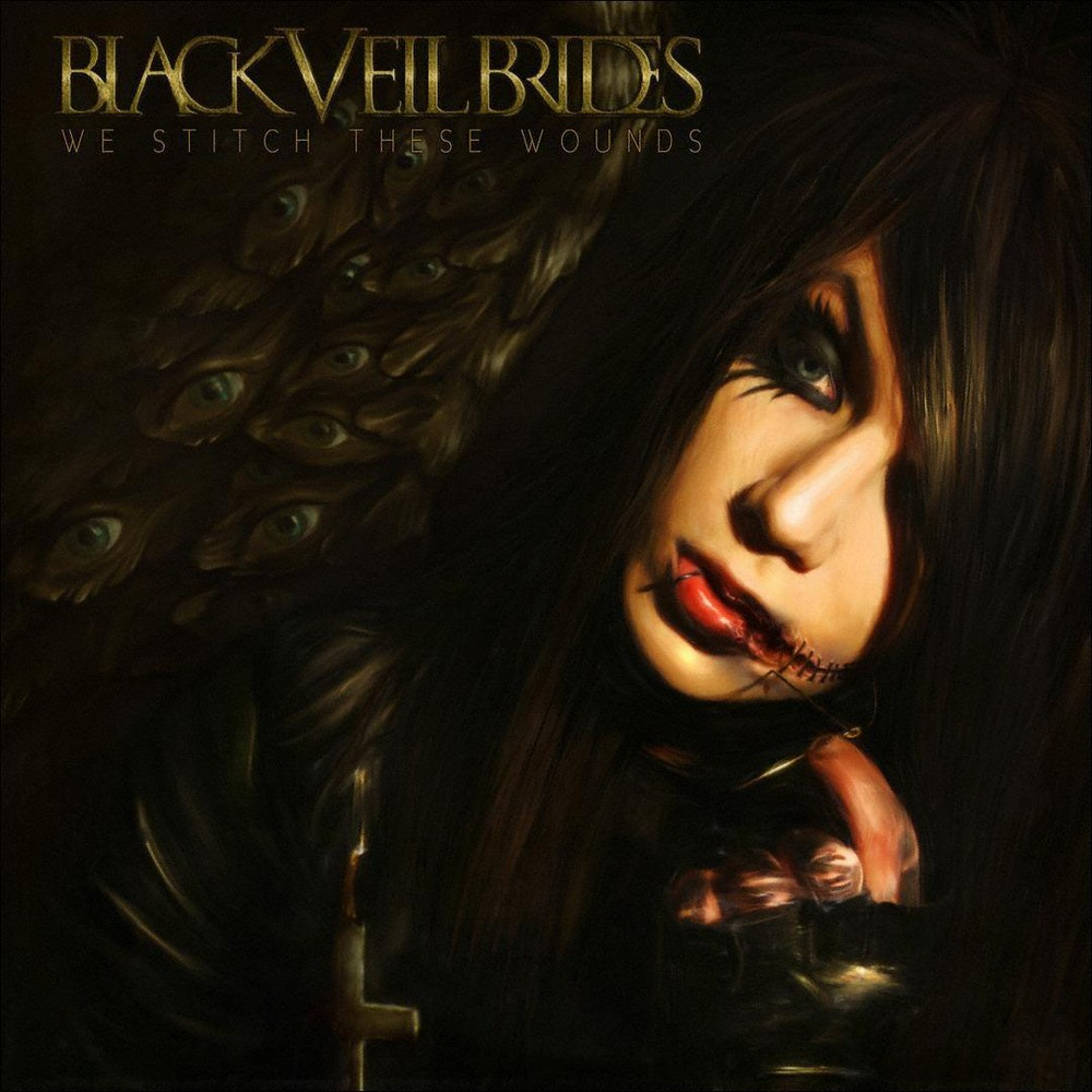 Black Veil Brides - We Stitch These Wounds (CD)