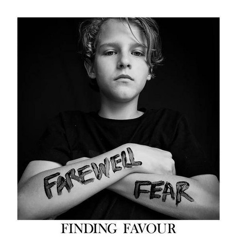 Finding Favour - Farewell Fear (CD) - image 1 of 1