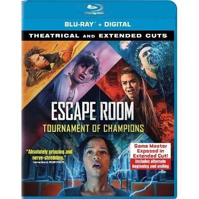 Escape Room: Tournament of Champions (Blu-ray + Digital)