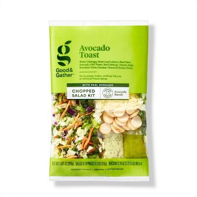 Avocado Toast Chopped Salad Kit - 13.85oz - Good & Gather™