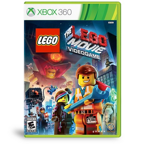 The LEGO® Movie Videogame Xbox 360 - image 1 of 1