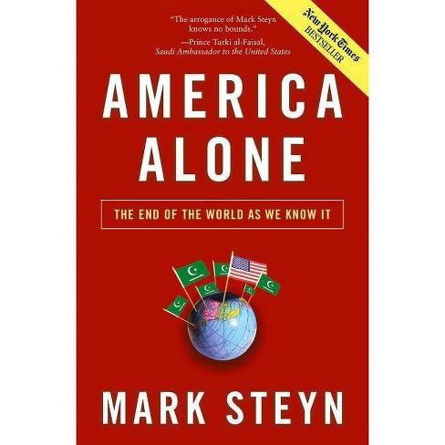 America Alone - by  Mark Steyn (Hardcover) - image 1 of 1