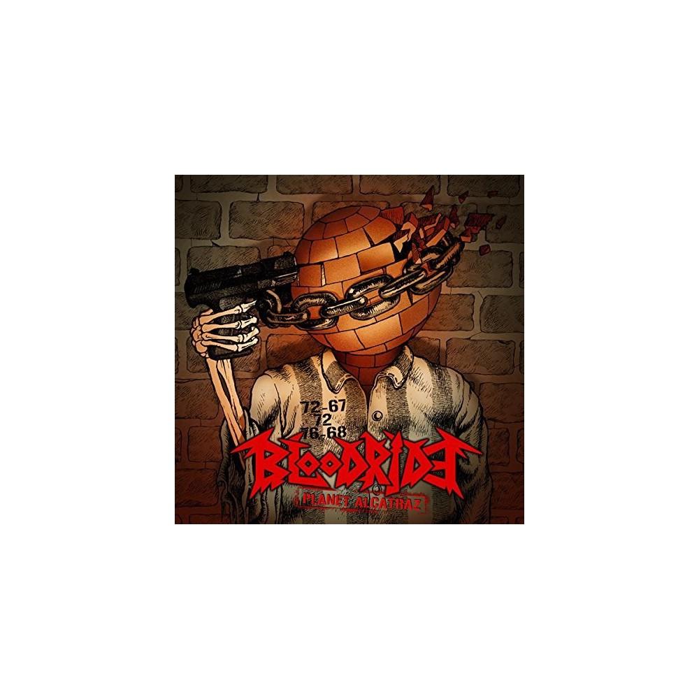 Bloodride - Planet Alcatraz (CD)