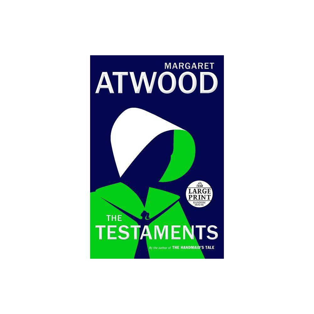 The Testaments - by Margaret Atwood (Paperback)  A chilling invitation no Atwood fan can resist . . . The Testaments reminds us of the power of truth in the face of evil.  --People  Margaret Atwood's powers are on full display . . . Everyone should read The Testaments.  --Los Angeles Times  A fast, immersive narrative that's as propulsive as it is melodramatic.  --Michiko Kakutani, The New York Times  The Testaments is worthy of the literary classic it continues. That's thanks in part to Atwood's capacity to surprise, even writing in a universe we think we know so well.  --USA Today  The women of Gilead are more fascinating than ever.  --NPR  There may be no novelist better suited to tapping the current era's anxieties than Margaret Atwood.  --Entertainment Weekly  Powerful, revealing, and engaging.  --Boston Globe  A rare treat . . . a corker of a plot, culminating in a breathless flight to freedom.  --Laura Miller, Slate.com Age Group: adult.