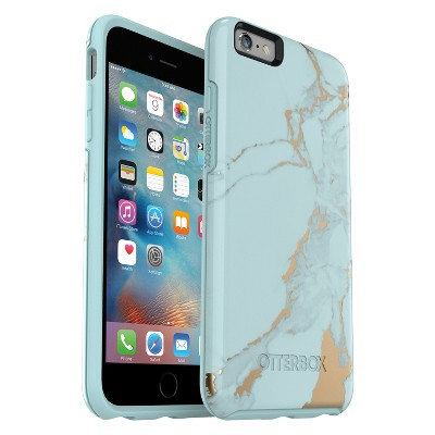 OtterBox Apple iPhone 6 Plus/6s Plus Symmetry Case - Teal Marble