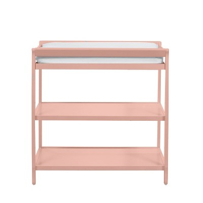 Suite Bebe Riley Lifetime Changing Table - Coral
