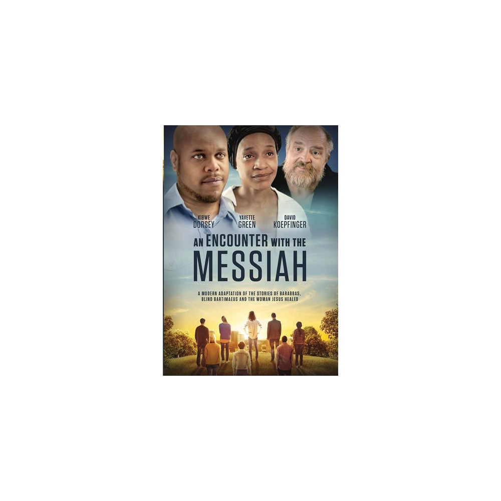 Encounter With The Messiah (Dvd)