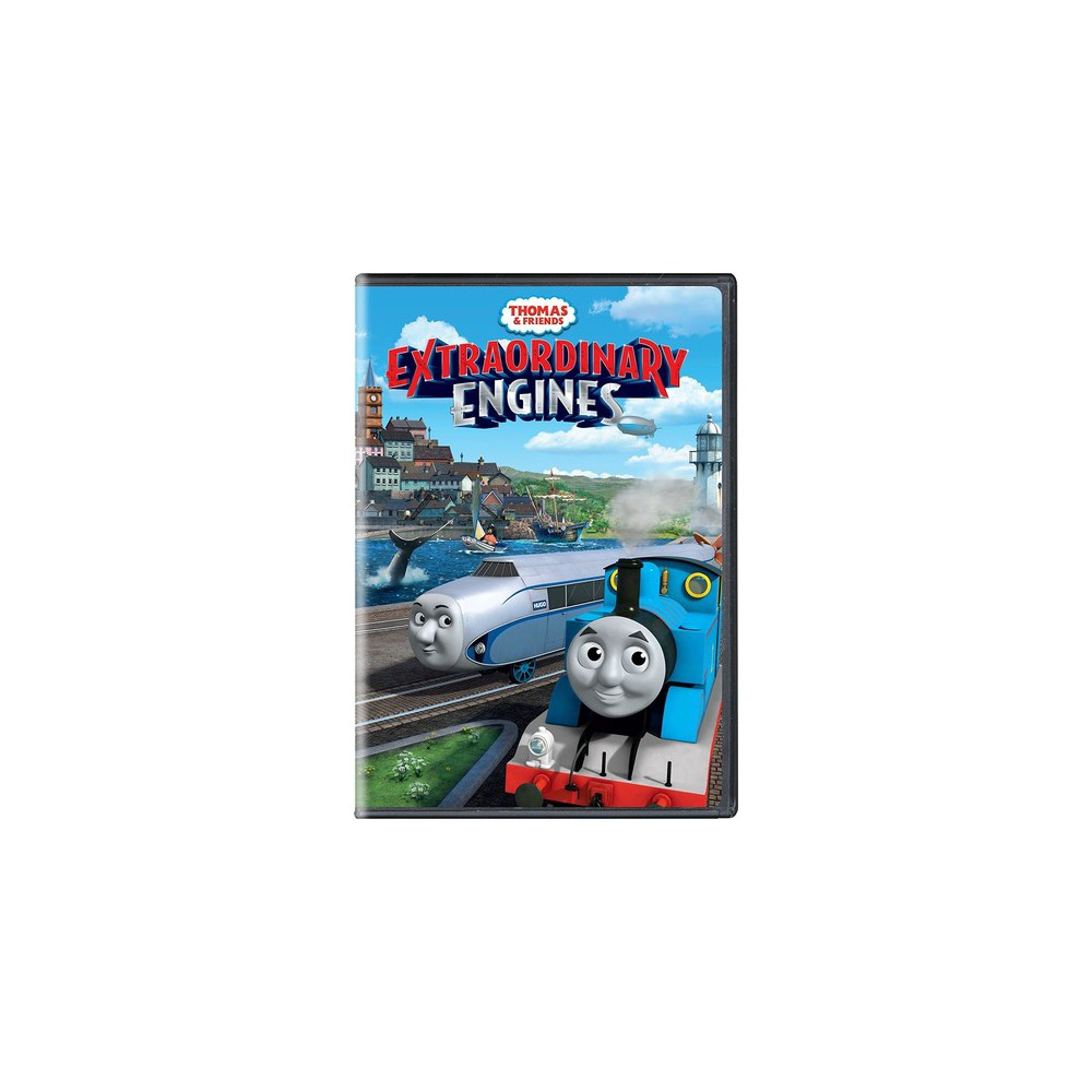 Thomas & Friends:Extraordinary Engine (Dvd)