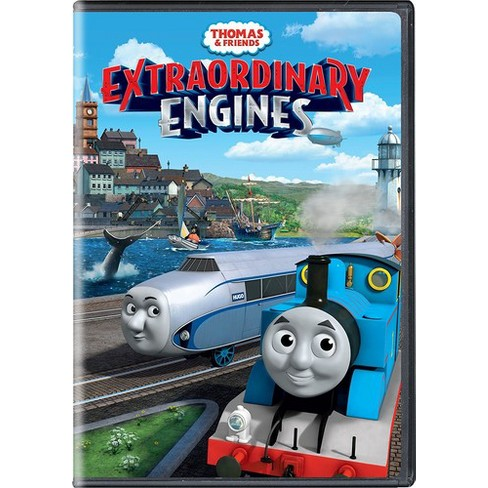 thomas friends extraordinary engine dvd target