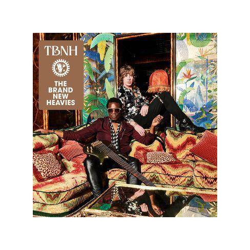 Brand new heavies - Tbnh (CD) - image 1 of 1