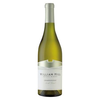 William Hill Estate North Coast Chardonnay White Wine - 750ml Bottle