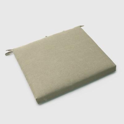 Outdoor Seat Cushion Sage - Threshold™