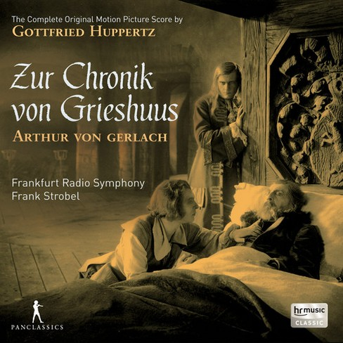 Frankfurt Radio Symp - Huppertz:Zur Chronik Von Grieshuus (CD) - image 1 of 1