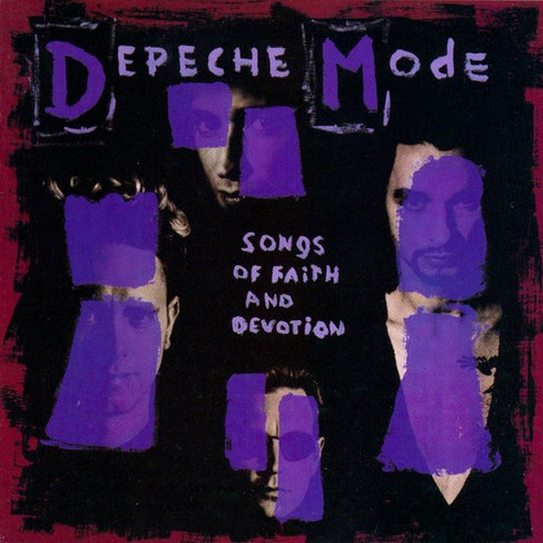 Depeche Mode - Songs Of Faith And Devotion (CD) - image 1 of 1