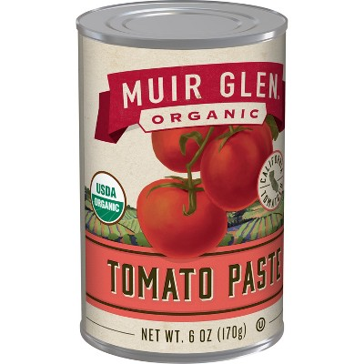 Muir Glen Organic Tomato Paste - 6oz