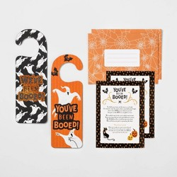 You've Been Booed Halloween Stationery Set - Hyde & EEK! Boutique™