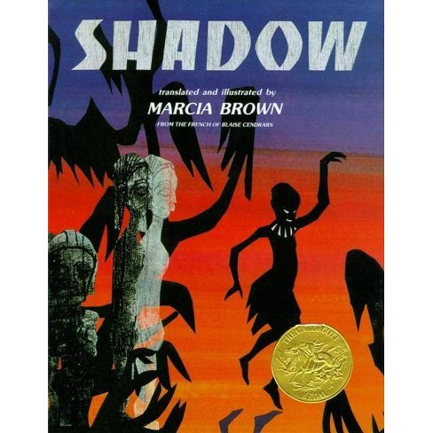 Shadow - by  Marcia Brown (Hardcover) - image 1 of 1