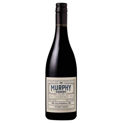 Murphy Goode Pinot Noir Red Wine - 750ml Bottle