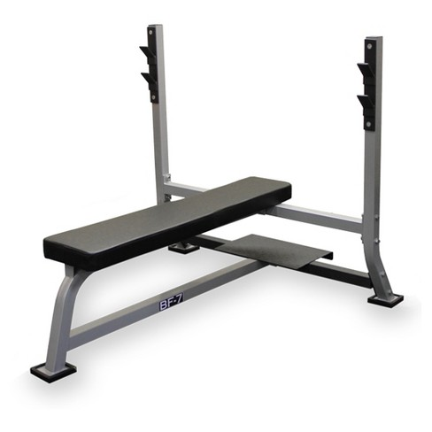 Valor Fitness BF-7 Olympic Bench With spotter - image 1 of 4