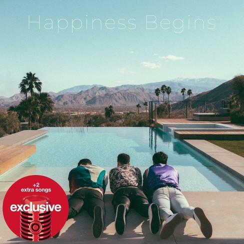 Jonas Brothers Happiness Begins (Target Exclusive) (CD) - image 1 of 1