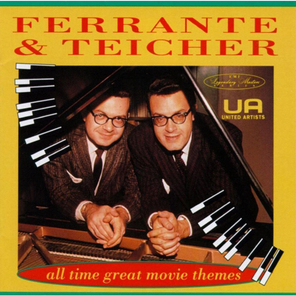Ferrante & teicher - All time great movie themes (CD)