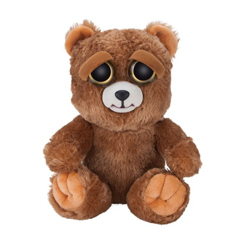 Feisty Pets Bear Plush - Sir Growls-A-Lot - image 1 of 4